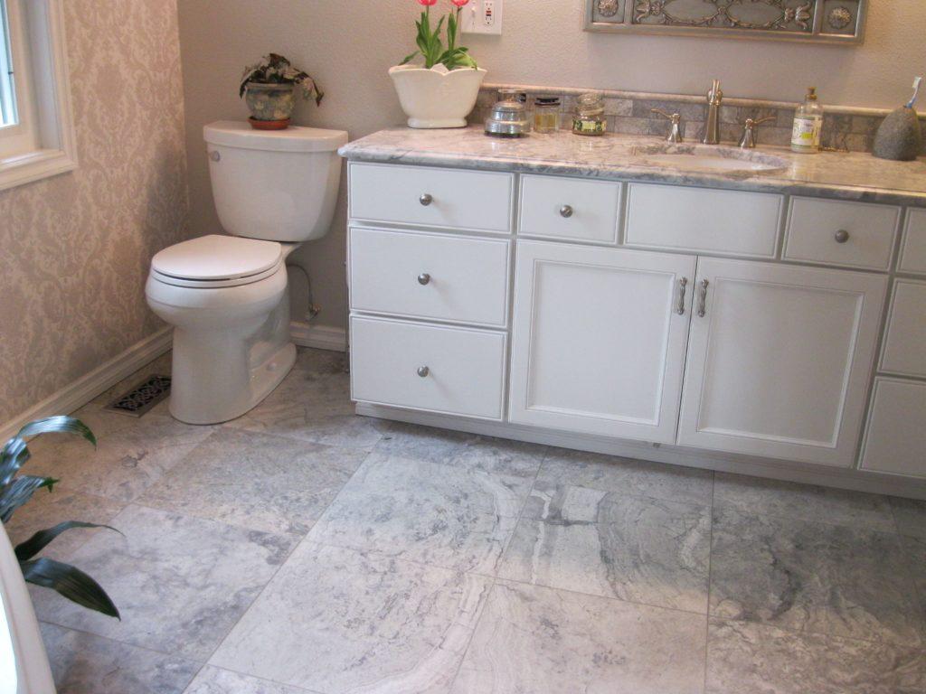 Spokane I Washington I Bathroom Flooring