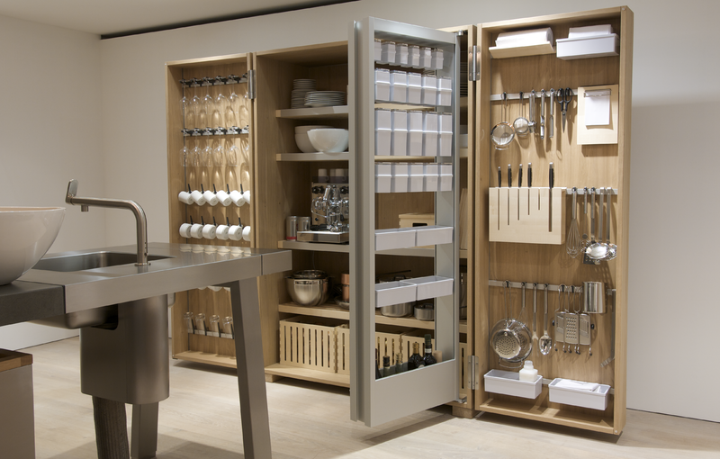 TKP's 5 Easy Steps to Kitchen Cabinet Organization